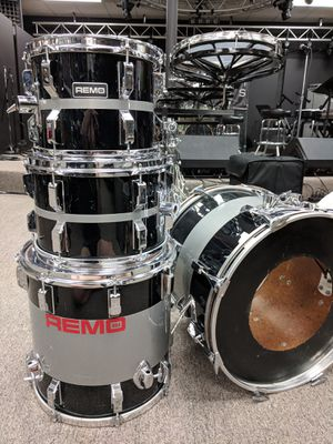 Remo Drum Set for Sale in Forestville, MD
