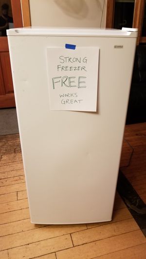 Great strong upright freezer for Sale in Berkeley, CA