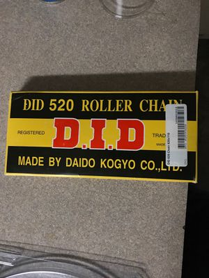 DID 520 Roller chain 520x110 for Sale in Fort Lauderdale, FL