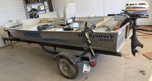Lowe Sea Nymph Series V for Sale in Gilbert, AZ