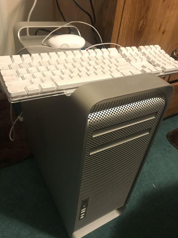 Apple Mac Pro 2008 A1186 Intel Xeon w/Software