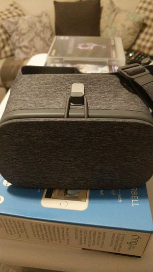 Google Daydream View - VR Headset (Slate) $30 for Sale in Dallas, TX