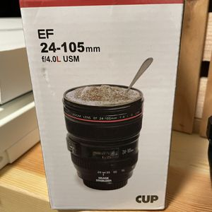 Camera Cup for Sale in Seattle, WA