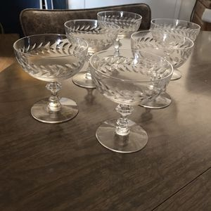 Glassware Cocktail/Dessert Cups for Sale in National City, CA