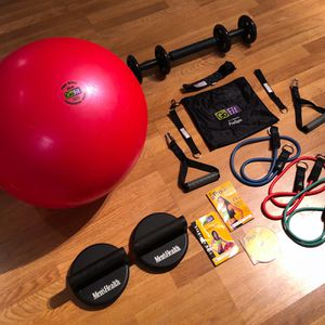 Exercise Equipment Bundle for Sale in Dallas, TX