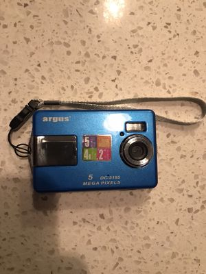 Argus DC-5195 5.0MP Digital Camera with memory card for Sale in Austin, TX