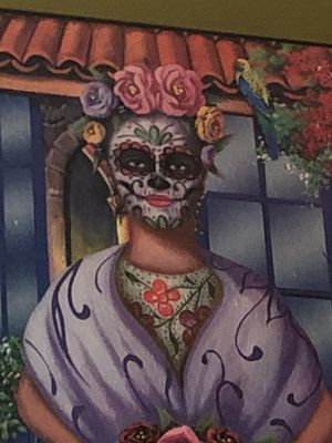 Dia De Los Muertos FRIDA for Sale in Chino Hills, CA
