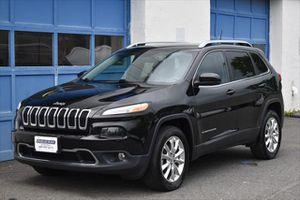 2017 Jeep Cherokee for Sale in East Windsor, NJ