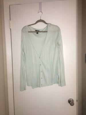 Light blue Gap sweater for Sale in Ashburn, VA