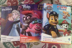 ~New~ Frozen II or Paw Patrol or Trolls Fun Case Pack for Sale in Portland, OR