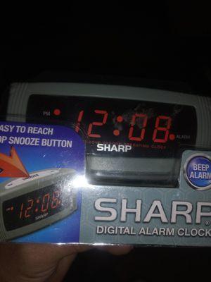 Sharp Digital Alarm clock for Sale in Las Vegas, NV