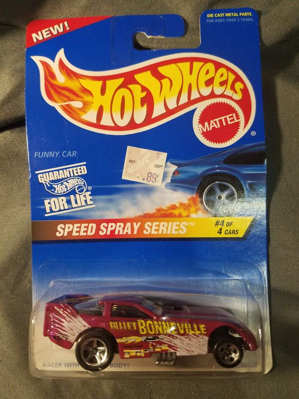 Hot Wheels Funny Car