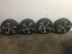 MK7 Volkswagen Golf GTI wheels tires rims for Sale in Fort Lauderdale, FL
