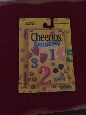 CHEERIOS Card Game for Sale in Decatur, GA