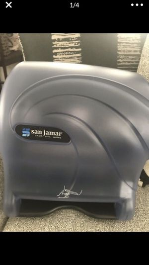 San jamar electronic touchless dispensers for Sale in Mesa, AZ