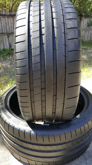 235/35/19 MICHELIN PILOT SUPER SPORT 99% TREAD for Sale in Lakeland, FL