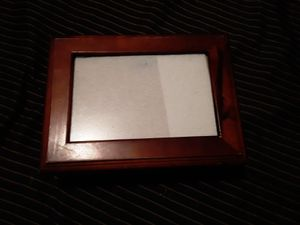 Wooden jewelry box for Sale in Amarillo, TX
