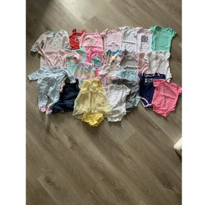 3-6M baby girl clothes lot for Sale in Gilbert, AZ
