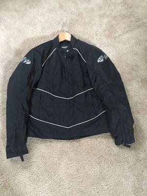 Women's Joe Rocket motorcycle jacket size L for Sale in Kent, WA