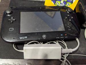 Nintendo Wii U 32GB for Sale in Carson, CA