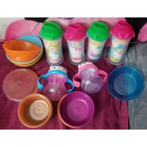 Baby cups & bowls for Sale in Waipahu, HI
