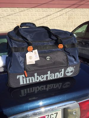 Timberland Duffle Bag on wheels for Sale in Milwaukee, WI