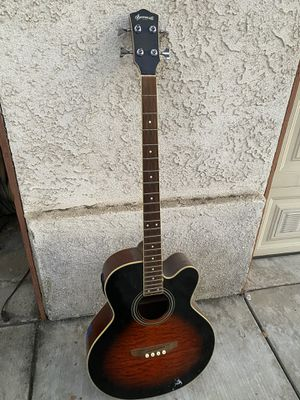 Brownsville 4 String Electric Acoustic Bass Guitar (no strings) for Sale in Temple City, CA