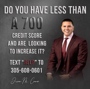 Credit for Sale in Hialeah, FL
