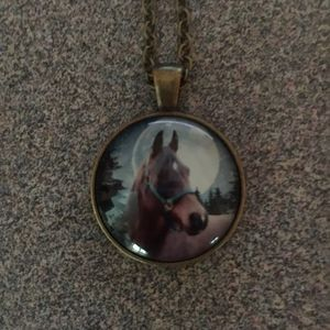 Horse and the moon for Sale in Mount Holly, NJ