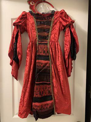 Queen costume size medium. $10 for Sale in Kingsburg, CA