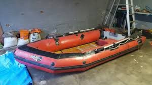 Achilles inflatable boat for Sale in Macomb, MI