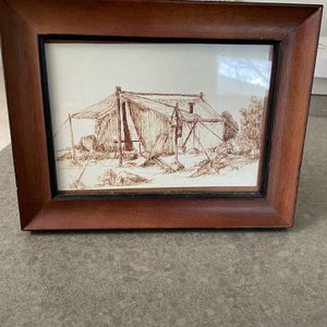 Drawing Of A Tent for Sale in San Diego, CA