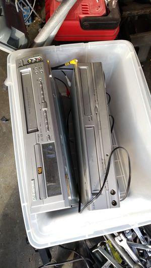 DVD/tape player for Sale in Montebello, CA