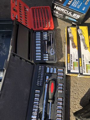 Air tools/ wrench sets for Sale in Citrus Heights, CA