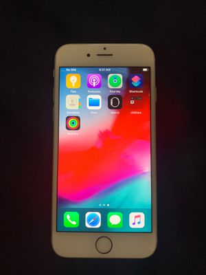 Iphone 6s factory unlock for Sale in Brooklyn, NY