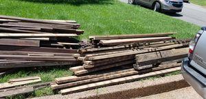 FREE - Used Deck Lumber for Sale in Hendersonville, TN