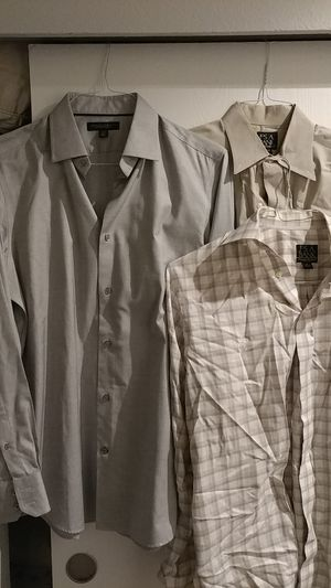 Jos. A. Bank Dress Shirts and 1 Banana Republic for Sale in Everett, WA