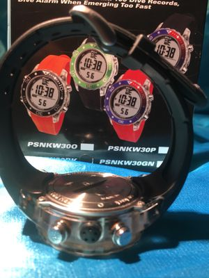Of the Watch PULE IT'S PROFESSIONAL WATCH FOR SPEARING,DIVING NO ONLY POOL FOR SWIMMING. Many functions. EASY TO SEE:DATA FOR DE for Sale in North Miami Beach, FL