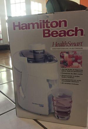 Hamilton beach Juicer for Sale in Cave Spring, VA