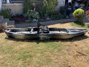 Lifetime standup/sit stealth pro angler kayak for Sale in Layton, UT
