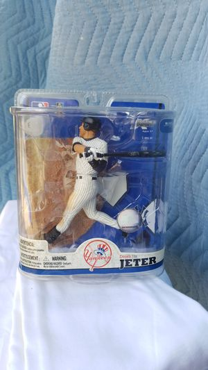 Derek Jeter McFarlane for Sale in Elk Grove, CA