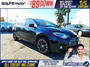 2015 Toyota Corolla for Sale in Santa Ana, CA