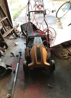 Electric lawn mower for Sale in Dearborn Heights, MI