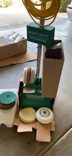 BISSELL Commercial floor scrubber and carpet cleaner for Sale in Phoenix, AZ
