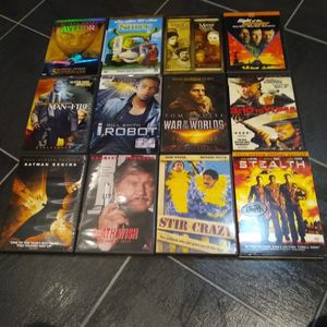 DVDs Variety Movies for Sale in Trenton, NJ