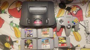 Nintendo 64 bundle #1 for Sale in Los Angeles, CA