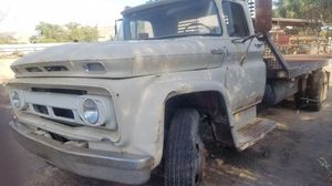 1962 Chevy C60 roll back ramp truck wrecker rollback tow truck for Sale in Buckeye, AZ