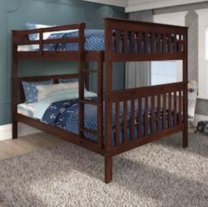 Full over full bunk bed for Sale in Decatur, GA