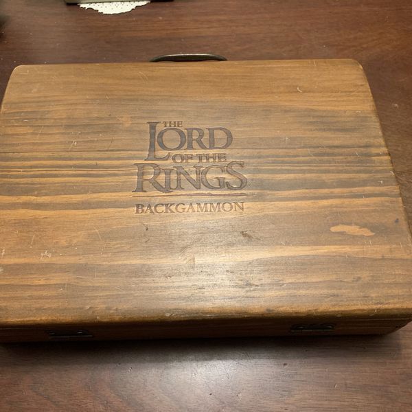 Lord Of The Rings Backgammon