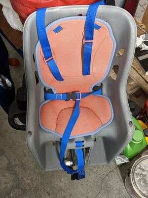 Baby car seat for bike for Sale in Vallejo, CA